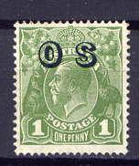 Australien Dienst Nr.II 8           O  Used                (1184)