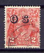 Australien Dienst Nr.II 9           O  Used                (1185)