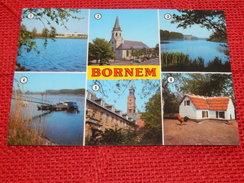 BORNEM -  Multi-vues - Bornem
