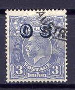 Australien Dienst Nr.II 14           O  Used                (1186)