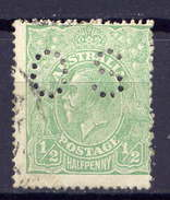 Australien Dienst Nr. 22 A X           O  Used                (1187)