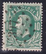 N° 30  WERVICQ   Lp. 397 - COBA + 10 - 1869-1883 Léopold II