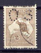 Australien Dienst Nr. 42 X           O  Used                (1189)