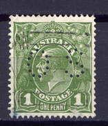 Australien Dienst Nr. 61 C I           O  Used                (1190)