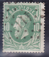 N° 30  JETTE  Lp. 411 - COBA + 20 - 1869-1883 Léopold II
