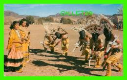 INDIENS - APACHE TRIBE MT. SPIRIT DANCE - BAXTONE - - Native Americans