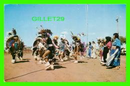 INDIENS - INDIAN WAR DANCE - ANADARKO, OKLAHOMA - - Indiens De L'Amerique Du Nord