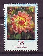 BRD - 2006 - MiNr. 2505 - Blumen: Dahlie - Gestempelt - Used Stamps