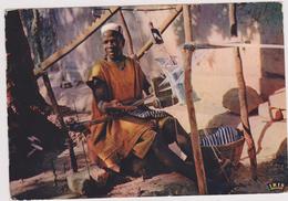 AFRIQUE,Sénégal,ex Colonie,DAKAR,NDAKAROU,prés Mauritanie,metier,tisseur - Sénégal