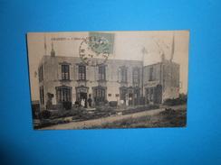 50)  01  - Chausey - Hôtel Du Fort - EDIT - - France