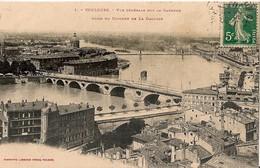 31 - Toulouse - Vue Générale Sur La Garonne Prise Du Clocher De La Dalbade - Divisé/circulé - (G083) - Toulouse