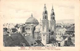 ¤¤  -  ROUMANIE   -   SIBIU  -  Hermannstadt  - Nagyszeben  - Cathédrale      -  ¤¤ - Roumanie
