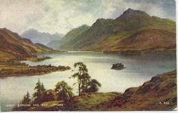 VALENTINES ART A956 - LOCH LOMOND AND BEN LOMOND - E H THOMPSON - Inverness-shire
