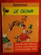 BD EO / Rantanplan - 4 . Le Clown - Léturgie Et Morris - Lucky Productions 1993 - Rantanplan
