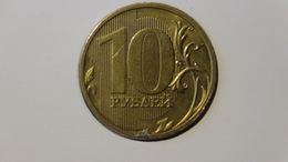 "Russia - 2009 - 10 Rubel - Mintmark ""ММД"" - Moscow (MMD) - Y998 - Unc - Look Scan - Russland"
