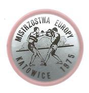 Boxing Katowice 1975.Poland - Pugilato