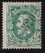 N° 30 SAVENTHEM  Lp. 320 - COBA +10 - 1869-1883 Léopold II