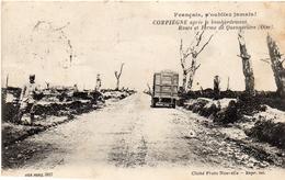 COMPIEGNE - Route Et Ferme De Quennevière . - Compiegne