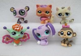 Lot De 6 LITTLEST PETSHOP (HASBRO) - Figurines