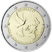 Monaco  2 Euro Commémorative UNC 2013 - Monaco