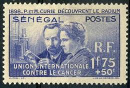 Senegal (1938) N 149 * (charniere)