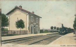91 VILLABE / La Gare / - France