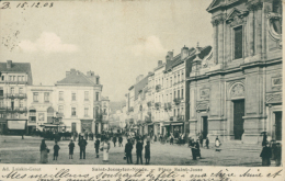 BE SAINT JOSSE TEN NOODE / La Place / - Belgium