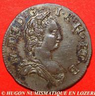 MILAN - MARIE-THERESE - 5 SOLDI 1758 - Other - Europe