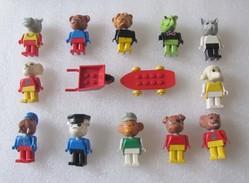 LEGO FABULAND : Lot De 12 Figurines Différentes (2) - Figurines
