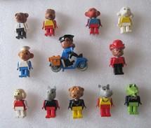 LEGO FABULAND : Lot De 12 Figurines Différentes (3) - Figurines