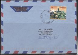 SERBIA Postal History Brief Envelope SP 004 Air Mail New Year Christmas - Serbia