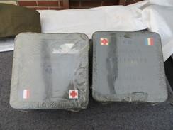 Trousse De 1er Urgence Collective De L'Armée Française - Uitrusting