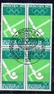 ALLEMAGNE  N° 451    Oblitere 1er Jour   Jo 1972  Hockey Sur Gazon