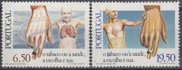 PORTUGAL 1980 Nº 1490/91  NUEVO - Unused Stamps