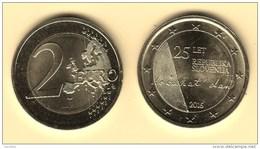 @Y@  Slovenië    2 Euro Commemorative    2016   UNC - Slovenië