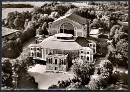 A0029 - Alte Foto Ansichtskarte - Bayreuth Richard Wagner Festspielhaus -  N. Gel.  - TOP OAB - Bayreuth