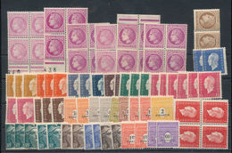 FRANKREICH France 1930.ies-1940.ies Lot 3 MNH - France