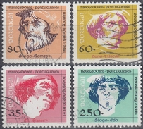 PORTUGAL 1991 Nº 1836/39  USADO - 1910-... República