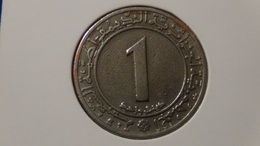 Algeria - 1983 - 1 Dinar - 20th Anniversary Of Independence - KM 112 - VF - Look Scan - Algerien