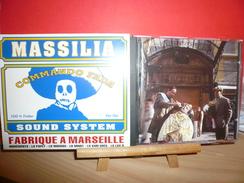 "Massilia Sound System""CD Album""Commando Fada"" - Musique & Instruments"