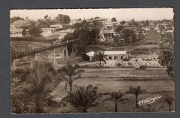 1954 CAMEROUN YAOUNDE CENTRE COMMERCIAL FP V SEE 2 SCANS - Camerun
