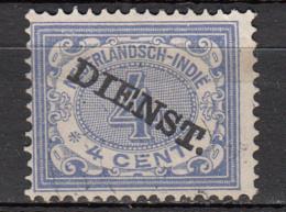 Inde Néerlandaise -  Service 14 Obl. - Niederländisch-Indien