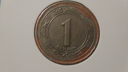 Algeria - 1987 - 1 Dinar - 25th Anniversary Of Independence - KM 117 - VF/F - Look Scan - Algerien