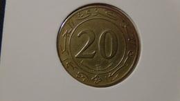 Algeria - 1987 - 20 Centimes - FAO - KM 118 - VF/F - Look Scan - Algerien