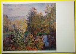 10611 Claude Monet. Corner Of The Garden At Montgeron - Pittura & Quadri