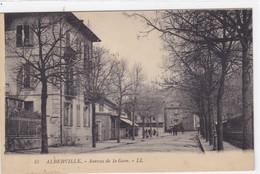 Savoie - Alberville - Avenue De La Gare - Albertville