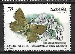 2000 Butterfly Papillon Vlinder MNH !!! - 1931-Aujourd'hui: II. République - ....Juan Carlos I