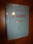 1968 L'AUTRE PERSONNE (exemplaire N° 000348 F), Par Lucie Faure , Très Bon état - Livres, BD, Revues