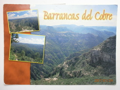 Postcard Copper Canyon Mexico  My Ref B230 - Mexico