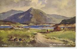 VALENTINES ART A1166 - AN IRISH MOUNTAIN LAKE - Other